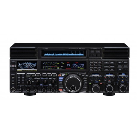 FT-DX 5000MP avec SM-5000